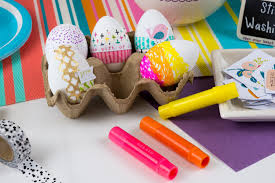 Easter Egg Decorating Frozen by No Mess Easter Egg Decorating Party Tablescape Southern Couture