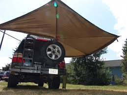 Hardtop Awnings For Trailers Slee Awnings