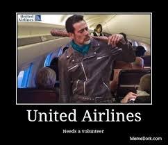 Volunteer Meme - united airlines meme dork