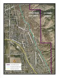 Logan Utah Map by Maps Cedar Hills