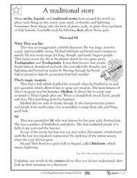 printable comprehension stories reading comprehension printable worksheets idea