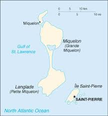 map of st and miquelon st map map of st greenwich time
