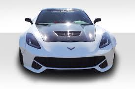 corvette front 14 15 chevrolet corvette gran veloce duraflex front kit