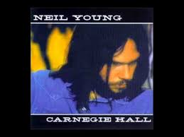 Photo Albums Nyc Neil Young Acoustic Live Carnegie Hall New York City 1970 Album