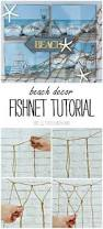 Sea Themed Bathrooms by Best 25 Fish Net Decor Ideas On Pinterest Beach Room Beach