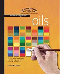 colour mixing guide oils colour mixing guides julie collins