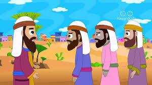 preschool bible stories lessons tes teach
