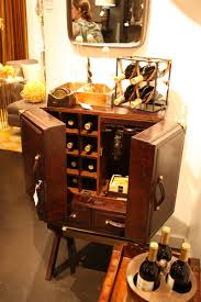 liquor table dare to be sophisticated liquor cabinet designs with flair