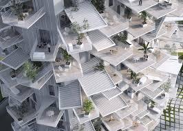 architectural design l arbre blanc best architectural design in montpellier