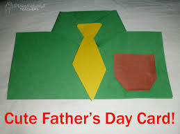 father u0027s day card tutorial squarehead teachers