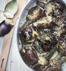 cuisiner les artichauts violets ma recette d artichauts violets au parmesan laurent mariotte
