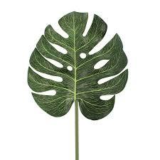 artificial green cheese plant leaf stem dunelm jenessa u0027s