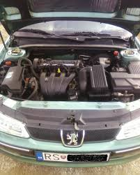 motor peugeot peugeot 406 review and photos