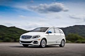 image of mercedes mercedes b class electric drive is out of juice roadshow