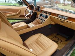 Car Upholstery Design Tags Interior Car Design Old Car Thrush