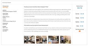 u home interior design pte ltd testimonials u home