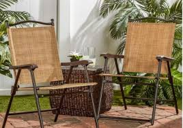 Sling Patio Chairs Sling Back Patio Chairs Picture Portia Day Sling Back
