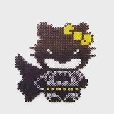 batman kitty hama beads hadavedre perler beads