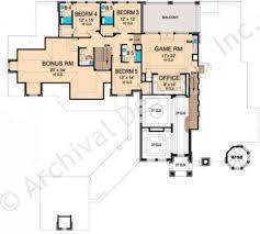 Second Floor House Plans Eisenhower Estate House Plans Luxury Floor Plans