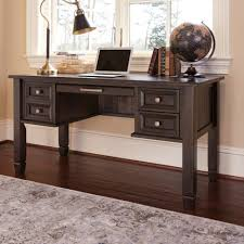 office desk with credenza shocking ashley furniture computer desk picture inspirations h319