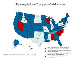 Which State Has The Most Dog Owners Per Capita According To 2016 Stats Wisconsin One Of Five States Where U0027dangerous U0027 Exotic Animals Can