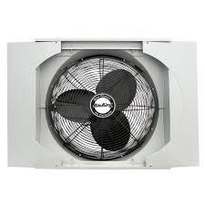 Double Window Fan Walmart by Air King 20 Inch Blades Whole House 120v 3 Speed Window Fan Gray