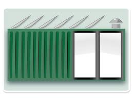 how to build a shipping container house videos