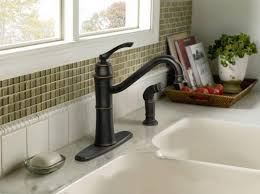 faucets for kitchen sink kitchen sinks and bronze faucets spurinteractive
