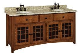 craftsman bathroom vanity bathroom vanities amish traditions