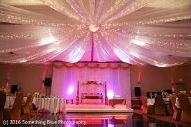 Indian Wedding Decorators In Nj Jersey City Nj Pakistani Fusion Wedding By Something Blue