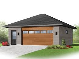 2 car garage plans modern two car garage plan 028g 0055 at www