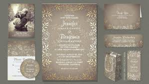 Foil Wedding Invitations Vintage Wedding Wedding Invitations By Jinaiji