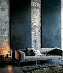 Industrial Living Room by Luxury Furniture Settings Courtesy Of Living Divani Italy Sold