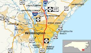 Map Of Western Nc North Carolina Highway 132 Wikipedia