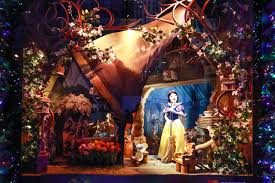 Holiday Brilliant Spectacular Light Show by See Photos Of Saks Fifth Avenue U0027s Magical Snow White Themed