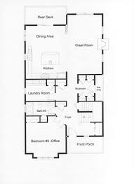 house plans for narrow lots 2 narrow lot floor plans monmouth county county