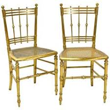 Thonet Bistro Chair Pair Of Early 20th Century French Art Deco Period Bentwood Thonet