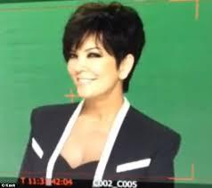 to do kris jenner hairstyles khloe kardashian mocks kris jenner behind her back at qvc taping