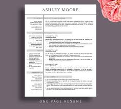 Free Resume Templates That Stand Out 18 Best Resume Templates Images On Pinterest Cv Template Resume