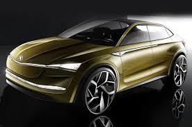 subaru suv concept interior skoda vision e electric suv concept interior revealed autocar