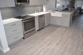 Laminate Grey Wood Flooring Gray Wood Grain Tile Flooring Cabinet Hardware Room Most
