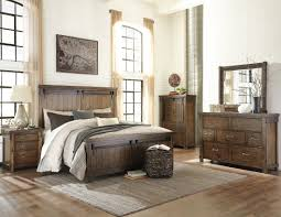 Zayley Bookcase Bedroom Set Lakeleigh Brown Panel Bedroom Set From Ashley Coleman Furniture