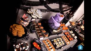 easy halloween buffet ideas youtube