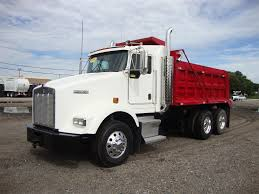 used kenworth trucks kenworth dump trucks for sale
