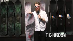 Cool House Com by 2016 Capita Mercury Snowboard Review The House Com Youtube