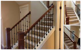 Stairway Banister Ideas Modern Handrail Designs That Make The Staircase Stand Out Stairs