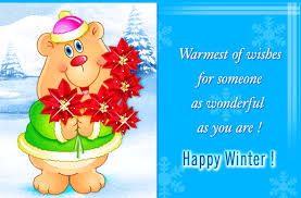 warmest wishes photo card warmest wishes for someone as wonderful as you are happy winter