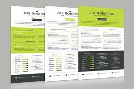 free elegant u0026 professional resume cv design template in 3