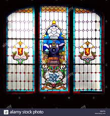 stained glass window dunedin railway stock photos u0026 stained glass