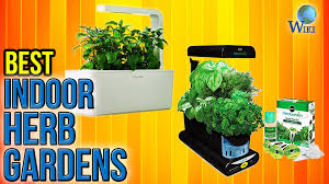 7 best indoor herb gardens 2017 youtube